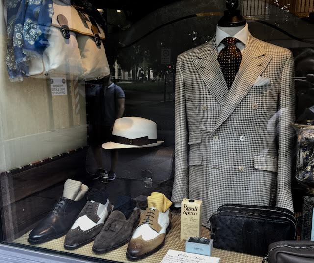 Italian fashion menstyle, pánská móda - italský styl
