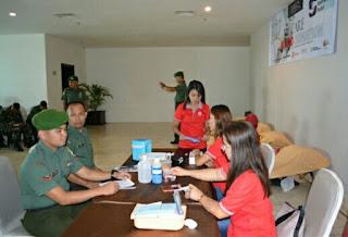 PMI Kampanyekan Donor Darah Sebagai Lifestyle