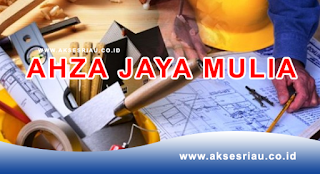 Lowongan PT. Ahza Jaya Mulia Pekanbaru Oktober 2017