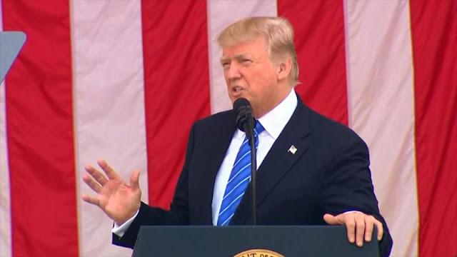 Trump prepara la retirada de EEUU del Acuerdo de París