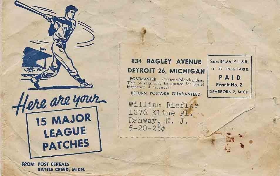 e65260d0ee2a65 Baseball Stamps & Postmarks: 2017
