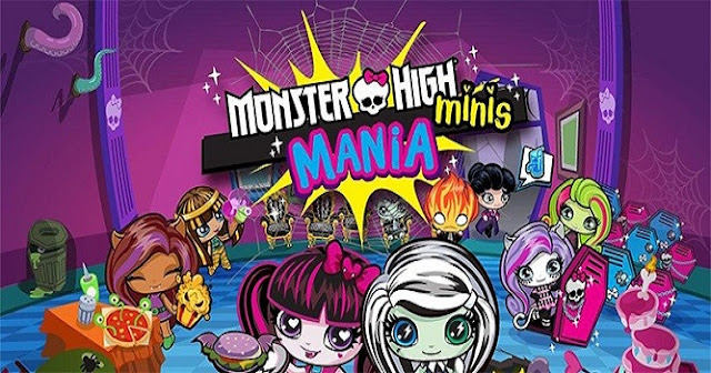 Monster High Minis Mania Cheats