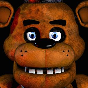 Jogar Five Nights at Freddy's 1 online, jogos de susto, chica, bonnie, foxy.
