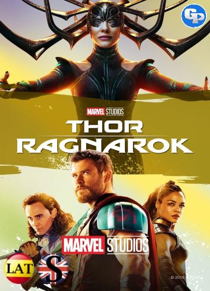 Thor: Ragnarok (2017) HD 1080P LATINO/INGLES