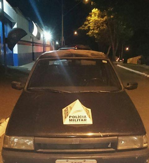 PM de Jacutinga recupera veículo e prende foragido acusado de estupro em Andradas (MG)