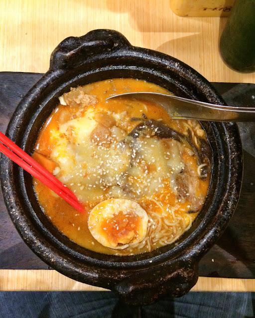 ramen ichiro keju raclette