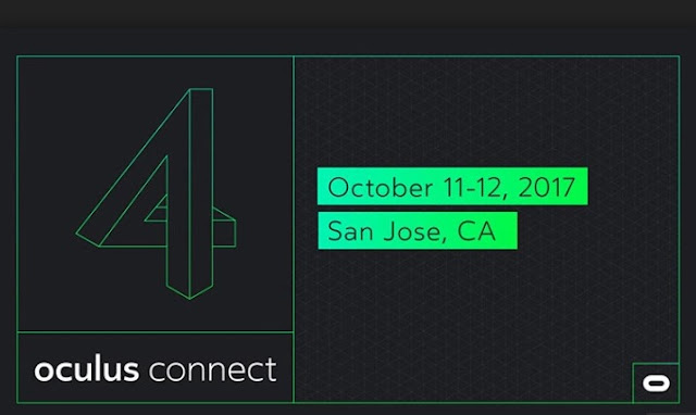 Facebook Announces October 11th For Oculus Connect 4 Conference