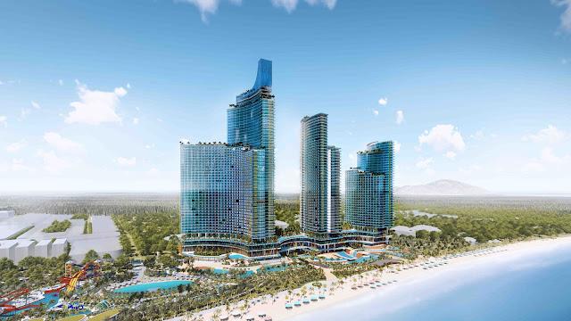 dự án căn hộ sunbay park hotel resort ninh thuận