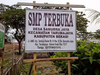 SMPN 1 Terbuka di Desa Samuderajaya