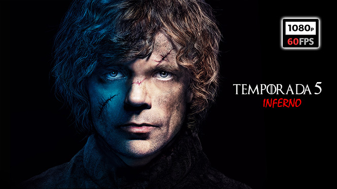 Game of Thrones Temporada 5 HD 1080p 60fps Español-Latino-Castellano-Inglés