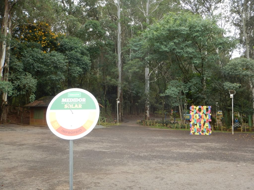 Ecoparque em Chapecó