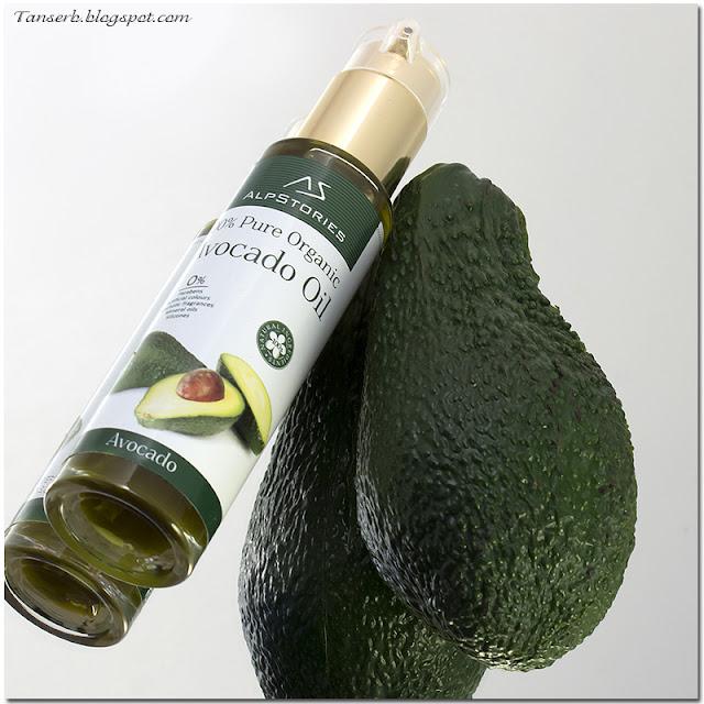 Масло Авокадо AlpStories Avocado Oil
