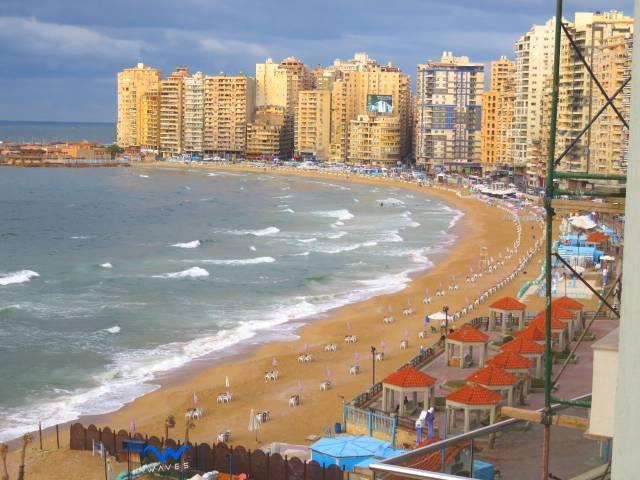 The Corniche, Alexandria