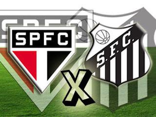 São Paulo e Santos se enfrentam no domingo pelo campeonato Paulista