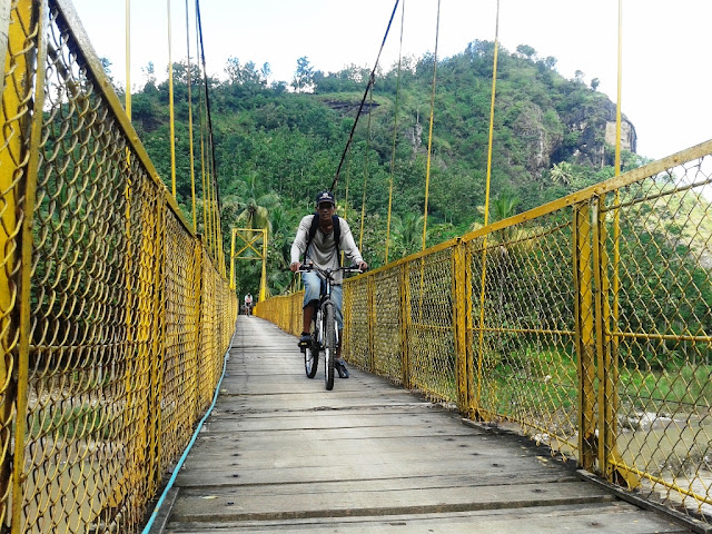 Jembatan Gantung Imogiri, Bantul