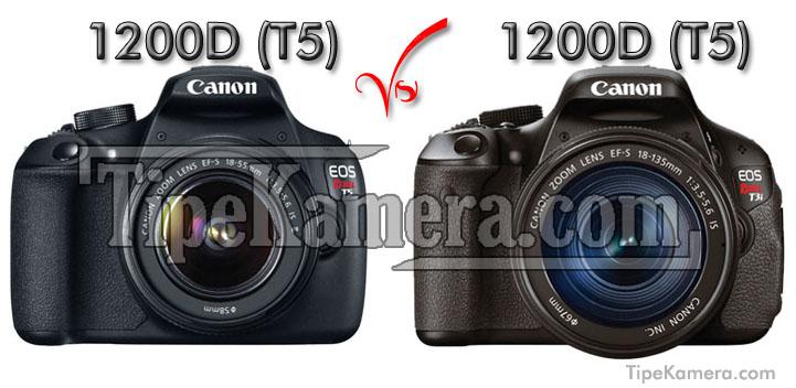 perbandingan canon 1200d vs canon 1100d