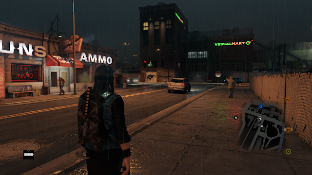 Watch Dogs Bad Blood PC Full Version Screenshot 1