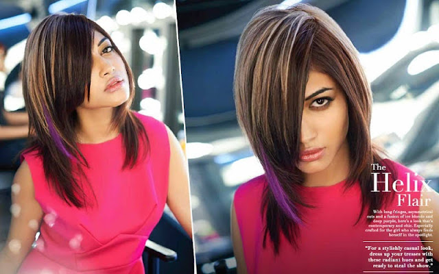 Let Your Hair Do The Talking #HairIsFashion With Lakmé Salon