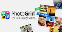 aplikasi editing foto Photo Grid