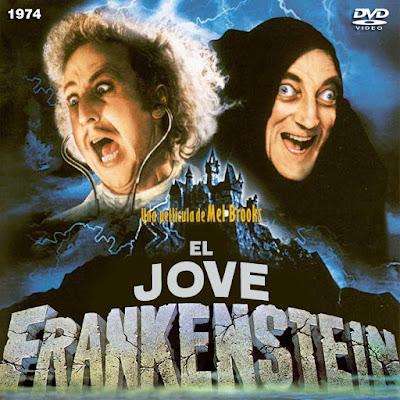 El jove Frankenstein - [1974]