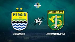 Daftar Susunan Pemain Persib Bandung vs Persebaya Surabaya