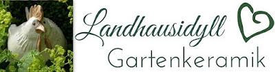 Meine Gartenkeramik - das Logo