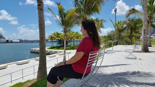 Miriam en Miami