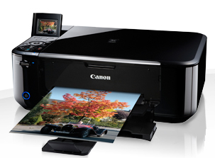 Canon Pixma MG4150 multifunktionale All-in-One-Farb-Tintenstrahl-Wireless-WiFi-Fotodrucker mit Scanner-Foto-Kopierer-Auto-Duplexing