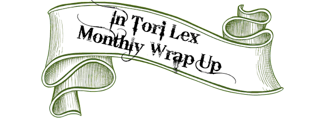 Monthly Wrap Up, InToriLex