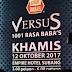 Versus 1001 Rasa Baba's Pencarian Tukang Masak Terbaru TV3 Mula Tayangan 26 Oktober Ini