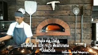 Kuliner Italia Bella Ocha
