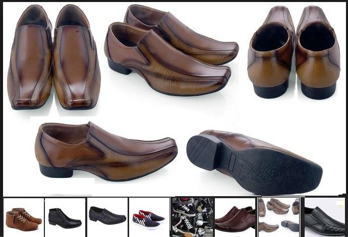 Daftar Harga Sepatu Cibaduyut Bandung Murah Lengkap - Pasaran Harga eec394aee6