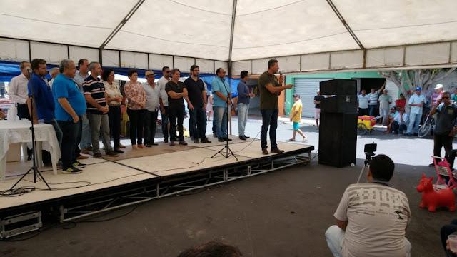 Funasa garante investimento de R$13 milhões em adutora do Distrito de Piau