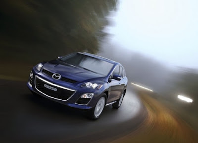 Mazda CX-7 Review