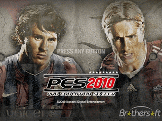 Pro Evolution Soccer 2010 Full Version