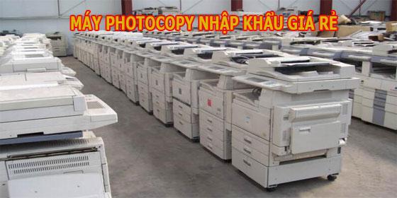 Sửa máy photocopy sharp Gò Vấp - Bình Tân