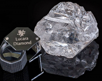 biggest diamond of the century offer for auction