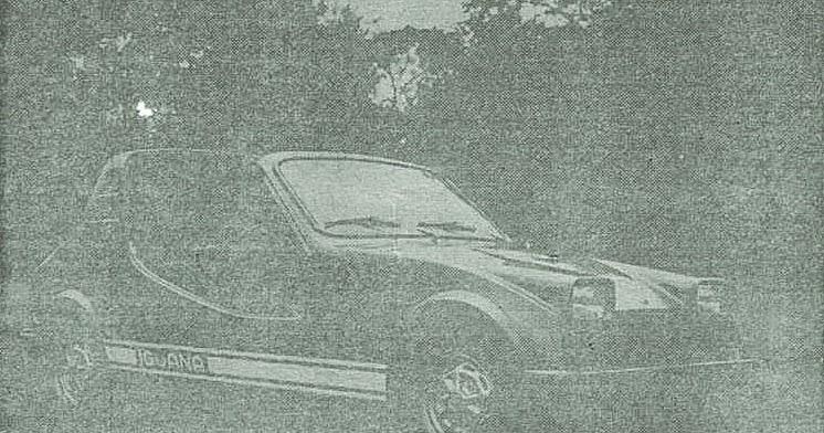 Archivo de autos iguana un fuera de serie for Algo fuera de serie