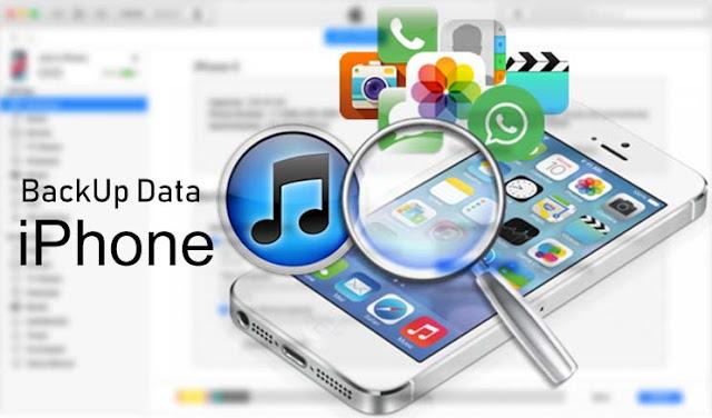 Cara Backup Data iPhone yang Aman dan Benar