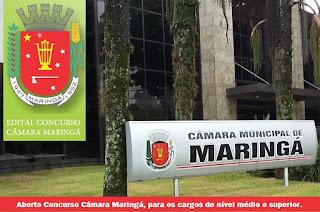 Apostila Câmara de Maringá (PR) 2017 - Assistente Legislativo