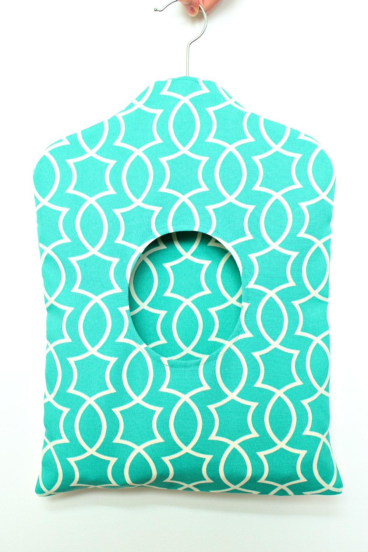 DIY Fabric Clothespin Holder