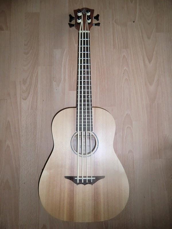 saiten aufziehen ukulele