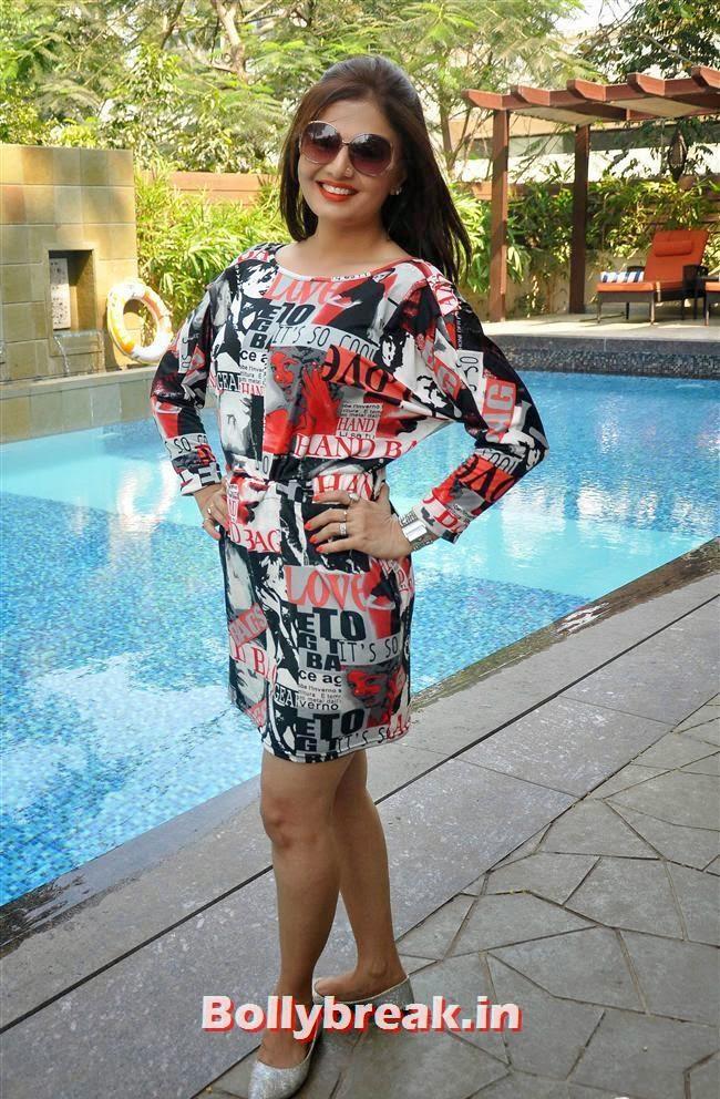 Deepshikha, Bollywood Page 3 Celebs at Sheetal Nahar Brunch Party