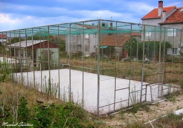 """Zadar, """"gabbia"""" nel quartiere Stanovi"""