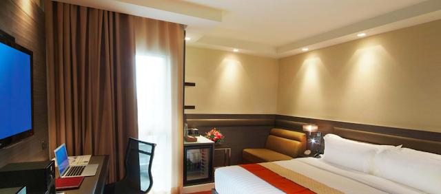 Amora Neoluxe Hotel Bangkok, Thailand