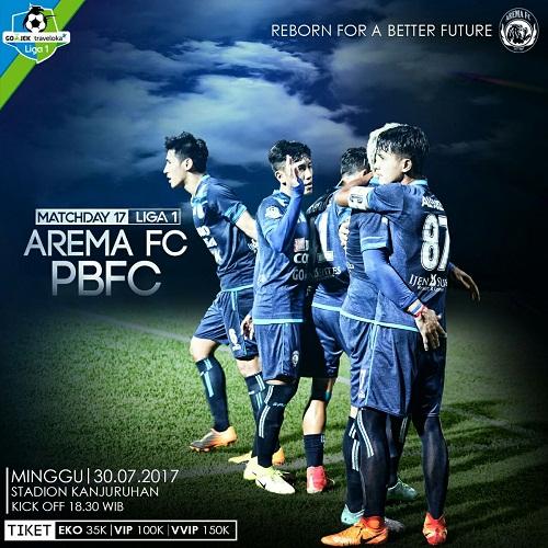 Arema vs PBFC