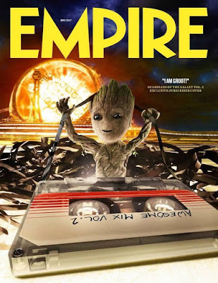 Empire Baby Groot cover