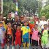 Warga Masyarakat Antusias Sambut Festival Olahraga Rakyat (FOR) di Kelurahan Tanah Sereal