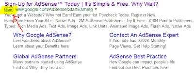 cara mengiklankan barang mebel dari google