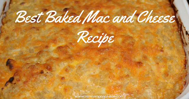 Best Baked Mac and Cheese Recipe, recipes
